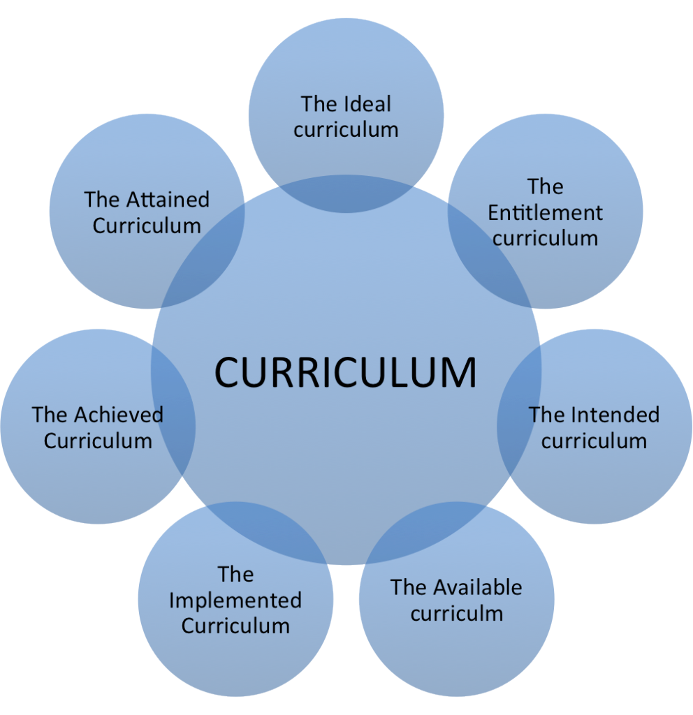 saber tooth curriculum definition